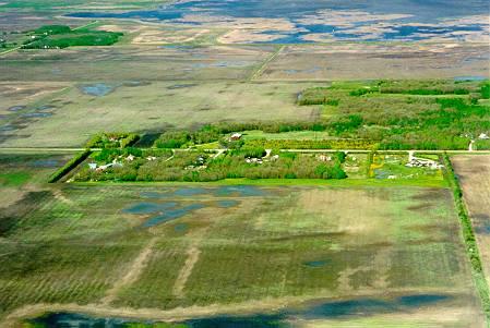 Rezervace Oak Hammock Marsh